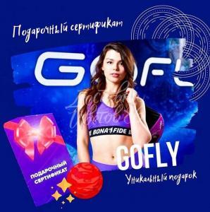 Сертификат GoFly