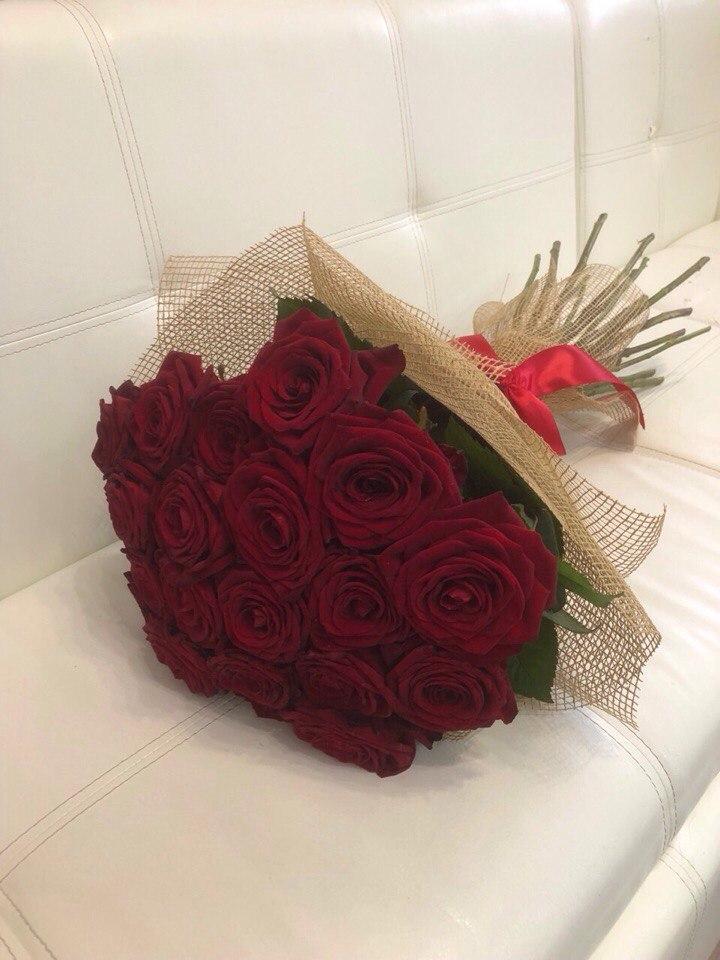 Букет роз в Нижневартовске