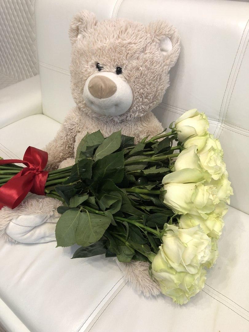 Доставка роз в Нижневартовске