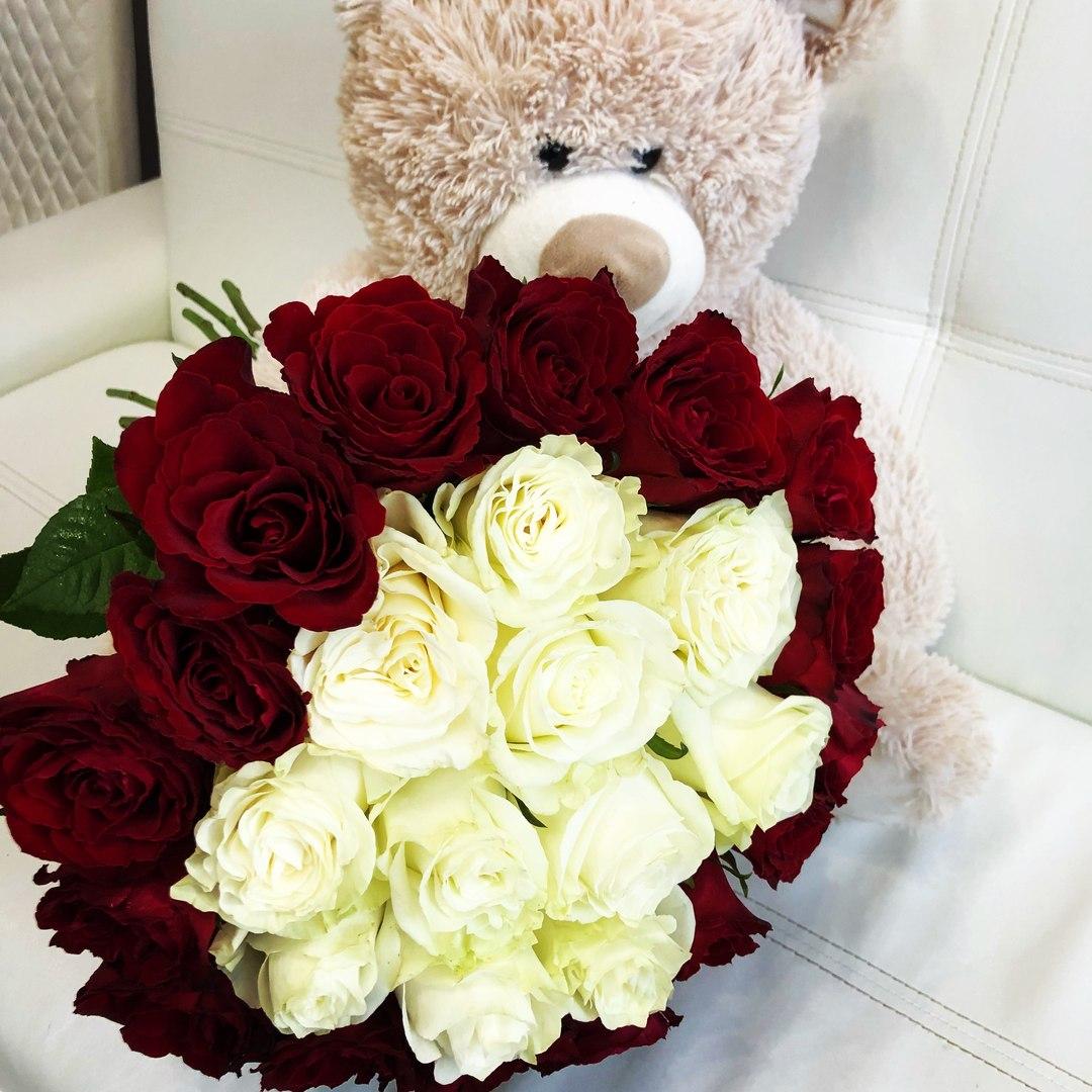 Розы в Нижневартовске
