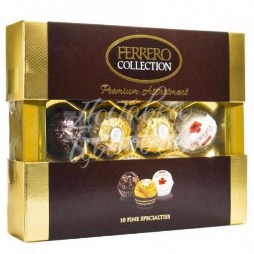Конфеты Ferrero Collection , 110 грамм