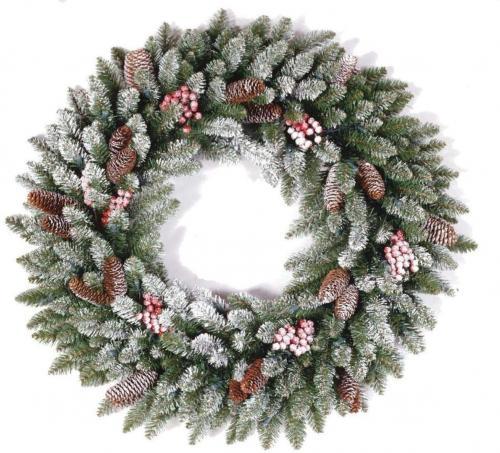 Рождественский венок 5