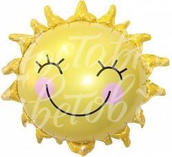 "Фигура ""Солнышко улыбка"""