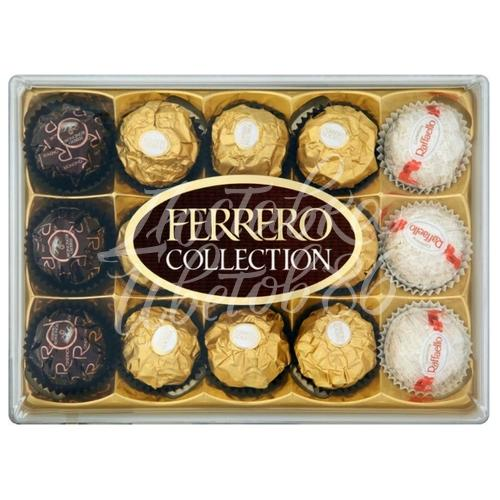 Конфеты Ferrero Collection , 269 грамм